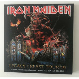 Iron Maiden - legacy of the beast tour 2019 - Atlanta July 20th 2019