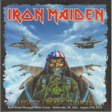 Iron Maiden - LEGACY OF THE BEAST TOUR - NOBLESVILLE 2019 - 2CD