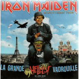 Iron Maiden - LIVE AT HELLFEST FESTIVAL, DOUBLE CD