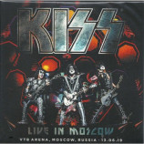 Kiss - Live in Moscow - End of the road - world tour 2019 - 2cd