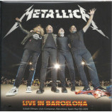 Metallica - LIVE IN BARCELONA, MAY 5TH 2019 2CD