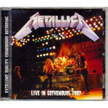 Metallica - Live In Gothenburg 1987