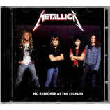 Metallica - NO REMORSE AT THE LYCEUM