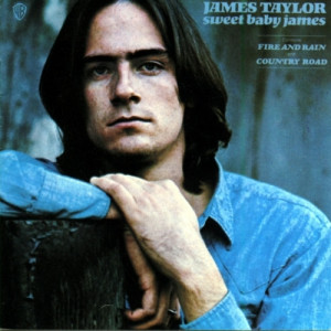 "James Taylor - Sweet Baby James - Vinyl - 12"""