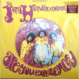 Jimi Hendrix, Noel Redding, Mitch Mitchell - Are You Experienced
