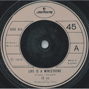 10 cc - Life Is A Minestrone - 7