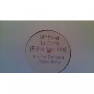 18th Street - La Fiesta (Relive Your Kiss) - 12