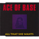 Ace Of Base - All That She Wants - CD