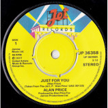 Alan Price - Just For You - 7