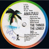 Amazulu - Things The Lonely Do - 7