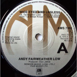Andy Fairweather-Low - Wide Eyed And Legless - 7