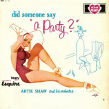 Artie Shaw And His Orchestra - Did Someone Say