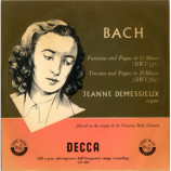 Bach - Jeanne Demessieux - Fantasia And Fugue In G Minor - 10