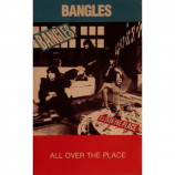 Bangles - All Over The Place - Cassette
