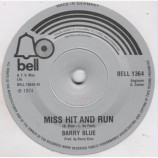 Barry Blue - Miss Hit And Run - 7