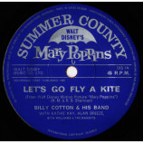 Billy Cotton & His Band With Kathie Kay - Let's Go Fly A Kite / Chim Chim Cheree - 7