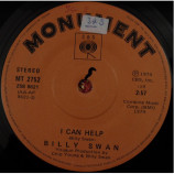Billy Swan - I Can Help - 7
