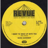 Boris Gardner - I Wanna Wake Up With You - 7