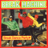 Break Machine - Break Dance Party - 12