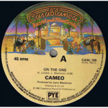 Cameo - On The One / Cameosis - 12