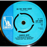 Canned Heat - On The Road Again / World In A Jug - 7