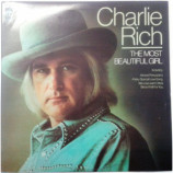 Charlie Rich - The Most Beautiful Girl - LP