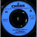 Chuck Berry - My Ding-A-Ling - 7