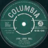 Cliff Richard & The Drifters - Livin' Lovin' Doll / Steady With You - 7