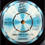 Commodores - Three Times A Lady - 7