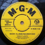 Connie Francis - Breakin' In A Brand New Broken Heart - 7