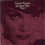 Connie Francis - Greatest Hits 2 - LP