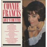 Connie Francis - Love 'N' Country - LP