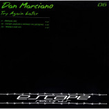 Dan Marciano - Try Again Later - 12
