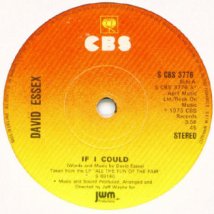 David Essex - If I Could - 7