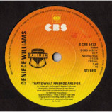 Deniece Williams - That's What Friends Are For - 7