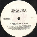 DIANA ROSS - TAKE ME HIGHER - 10