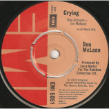 Don McLean - Crying - 7