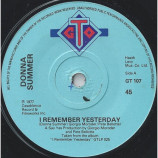 Donna Summer - I Remember Yesterday - 7