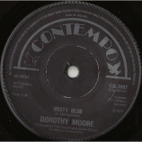 Dorothy Moore - Misty Blue - 7