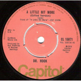 Dr. Hook - A Little Bit More - 7