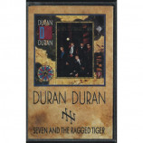 Duran Duran - Seven And The Ragged Tiger - Cassette