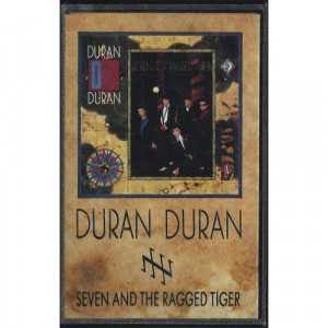 Duran Duran - Seven And The Ragged Tiger - Cassette - Tape - Cassete