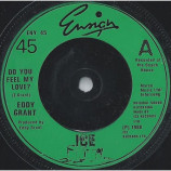 Eddy Grant - Do You Feel My Love - 7