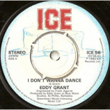 Eddy Grant - I Don't Wanna Dance - 7