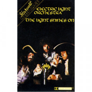 Electric Light Orchestra - The Light Shines On - Cassette - Tape - Cassete