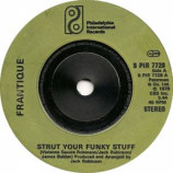 Frantique - Strut Your Funky Stuff - 7