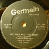 Freddie McGregor - Just Don't Want To Be Lonely - 7