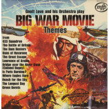 Geoff Love And His Orchestra - Big War Movie Themes - LP