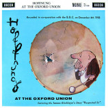 Gerard Hoffnung - Hoffnung At The Oxford Union - 10