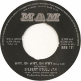 Gilbert O'Sullivan - Why, Oh Why, Oh Why - 7